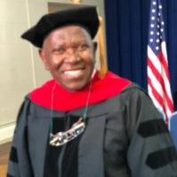 Dr Silas graduation